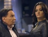 """بشرى تكشف لتلفزيون اليوم السابع كواليس صفعها من عادل أمام فى """"عوالم خفية"""""""
