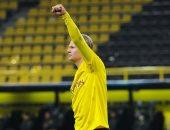 35 هدفا × 35 مباراة حصاد هالاند مع دورتموند قبل لقاء ليفركوزن بالبوندزليجا