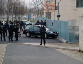 الداخلية الألمانية تعلن معرفة السلطات للسائق فى واقعة مقر ميركل