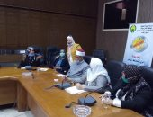 """انطلاق فعاليات مبادرة """"معا ضد العنف والتنمر ضد المرأة"""" بشمال سيناء"""
