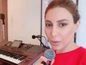 """يارا تحيى ذكرى رحيل الشحرورة صباح بغناء """"ألو بيروت"""".. فيديو"""