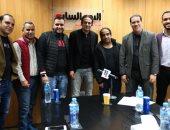 محمد فضل: خاطبنا شركات عالمية لتصميم شعار الدورى والتكلفة المالية منعتنا