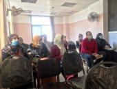 """""""صحة كفر الشيخ"""" تعقد دورة تدريبية عن كيفية التعامل مع حالات التسمم"""