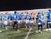 عماد النحاس يحاضر لاعبى المقاولون قبل مواجهة سولار بالكونفدرالية