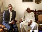 عبدالمنعم بوصفيطة  ناعيا الصادق المهدى: فقدنا قامة وطنية وسياسية بارزة