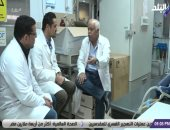 """حمدى رزق على خط مواجهة """"كورونا"""".. رصد تجارب إنتاج أول لقاح مصرى ضد الفيروس"""