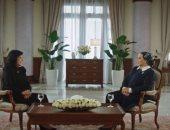 """الكاتب الصحفى """"شريف عارف"""": حرم الرئيس السيسى تحدثت ببساطة ونموذج رائع للمرأة المصرية"""