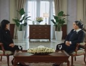 """الكاتبة الصحفية """"هبة باشا"""": حرم الرئيس سيدة مصرية تتميز بالذكاء الفطرى"""