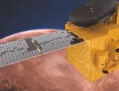 شاهد المركبة المدارية الأوروبية تلتقط صورة لمستكشف ناسا على سطح المريخ
