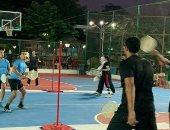 انطلاق بطولة كرة السرعة بالمدينة الشبابية الرياضية بالأسمرات اليوم