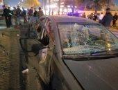 انفجار قرب محل لبيع المشروبات الكحولية فى منطقة الكرادة وسط بغداد