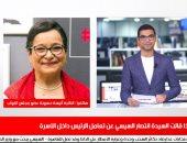 أنيسة حسونة: تصريحات السيدة انتصار السيسى رفعت معنوياتى وأنا أحارب المرض للمرة الثالثة