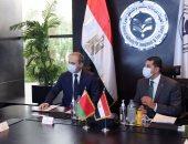 رئيس هيئة الاستثمار يبحث مع السفير البيلاروسي الاستثمارات البيلاروسية في مصر