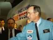 ناسا والرؤساء.. جورج بوش الأب أول من دعا لرحلة مأهولة للمريخ