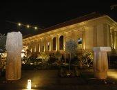 صور جديدة من داخل متحف العاصمة الإدارية