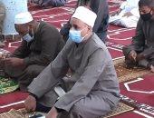 """""""أوقاف الأقصر"""" تفتتح مسجد آل البيت بمنشأة العمارى"""