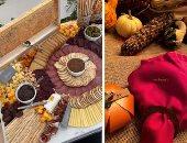 مشويات وحلويات أبرز أطعمة مشاهير هوليوود احتفالا بعيد الشكر × 7 صور