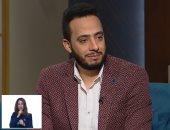 """عصام السقا: هنيدى بيدعمنى وتامر حسنى طيب و""""فرصة تانية"""" تجربة ثرية"""