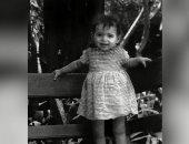 شاهد صورا نادرة للسيدة انتصار السيسى بمرحلة الطفولة