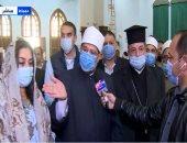وزير الأوقاف لإكسترا نيوز: المشاركة الوطنية بافتتاح المساجد رسالة للداخل والخارج