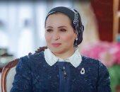 السيدة انتصار السيسى تهنئ الشعب المصري بمناسبة عيد الميلاد المجيد
