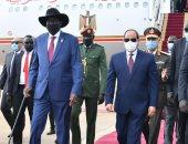 وكالة أسوشيتدبرس الأمريكية تبرز زيارة الرئيس السيسى لجنوب السودان