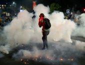 فرنسا على صفيح ساخن.. قنابل وحرائق فى مظاهرات تُعم البلاد.. ألبوم صور