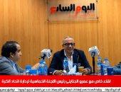 """عمرو الجناينى بندوة تلفزيون اليوم السابع: """"أنا مش فاسد ولم أجل أي مباراة لدواعى أمنية"""""""