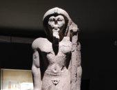تعرف على القطع الأثرية بمتحف كفر الشيخ القومى.. صور