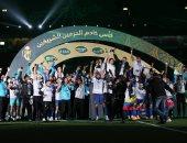الهلال بطلا لكأس خادم الحرمين للمرة التاسعة فى تاريخه على حساب النصر