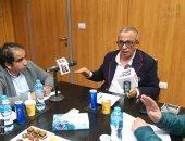 عمرو الجناينى : 30 نوفمبر نهاية عملى ولا أعلم القادم.. ونشرف على الانتخابات (فيديو)