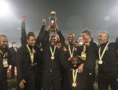 موسيمانى يحتفل بالفوز ببطولة أفريقيا: سمكة كبيرة اصطدتها فى نهر النيل