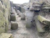 اكتشاف قاعدة عسكرية رومانية فى صربيا.. فيديو