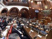 ما هى خطوات الوصول إلى الموافقة النهائية على مشروعات القوانين بمجلس الشيوخ؟