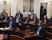 أعضاء الشيوخ يوجهون التحية للرئيس السيسى ويؤكدون: المجلس عقل الأمة