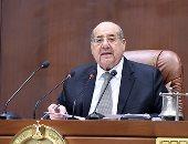 رئيس مجلس الشيوخ ينعى المستشار لاشين إبراهيم رئيس الوطنية للانتخابات