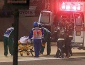 حادث مروع لجروجان يتسبب فى توقف سباق بطولة العالم لسباقات فورمولا1 ..صور
