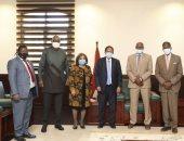 حمدوك يؤكد التعاون مع الآلية الأفريقية لتحقيق الانتقال الديمقراطى والحكم الرشيد