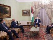 أبو الغيط يبحث مع الرئيس محمود عباس تطورات القضية الفلسطينية