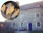 اكتشاف مخبأ للسحر وفخاخ للشياطين فى منزل قديم ببريطانيا