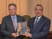 محافظ الإسكندرية يلتقى بسفير الدنمارك لدى مصر لبحث سبل توطيد العلاقات.. صور