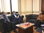 المعهد القومي للحوكمة والجامعة الفرنسية بمصر يبحثان سبل التعاون المشترك