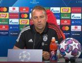 فليك: هدف بايرن ميونخ الحصول على 80 نقطة فى الدورى الألمانى