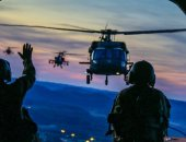 الجيش الأمريكى يطور هليكوبتر لا تصدر ضوضاء لاستخدامها فى المراقبة