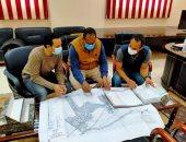 رئيس مدينة الطود بالأقصر يناقش تسليم المخطط الإستراتيجى للمدينة