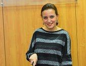 ريهام عبد الغفور: ما بحبش آخد فلوس من جوزى والماديات آخر حاجة عندى