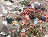 رئيس مدينة طهطا يستجيب لشكوى محاصرة القمامة لمدرسة خالد بن الوليد فى سوهاج
