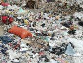 محافظ القليوبية يستجيب لشكوى بسبب مقلب كبير للقمامة فى شارع بشبرا الخيمة