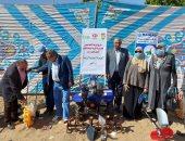 مركز بحوث الصحراء يوزع آلات زراعية مجانا على المزارعين بالوادى الجديد