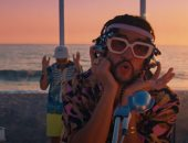 أغنية Dakiti لباد بانى وجاى كورتيز تتصدر قائمة Billboard Global 200 هذا الأسبوع